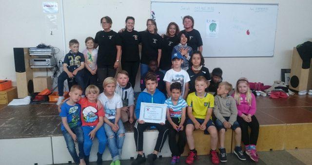 Tack alla underbara elever på Lommarskolan