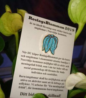 Äntligen har vi 2019 års RoslagsBlomma här….