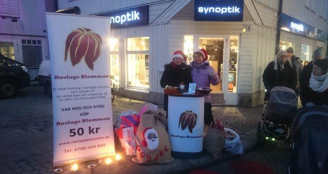 RoslagsBlommans julklappsinsamling 2019
