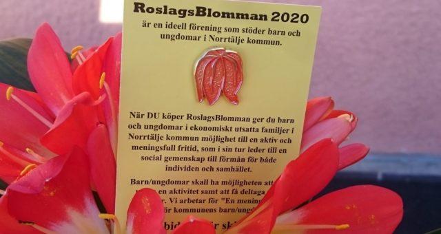 RoslagsBlomman 2020 är här